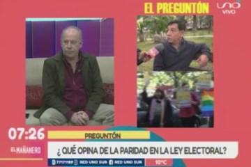 EL PREGUNTÓN: RÉGIMEN ELECTORAL BOLIVIANO