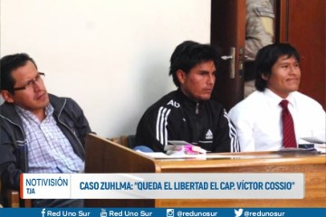 FALLO DEJA EN LIBERTAD AL CAPITÁN COSSÍO