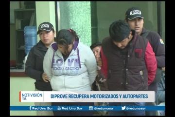 DIPROVE RECUPERA MOTORIZADOS Y AUTOPARTES