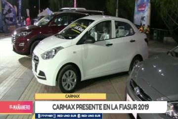 CARMAX PRESENTE EN LA FIASUR 2019