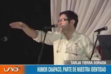 TARIJA TIERRA DORADA: HUMOR CHAPACO, PARTE DE NUESTRA IDENTIDAD