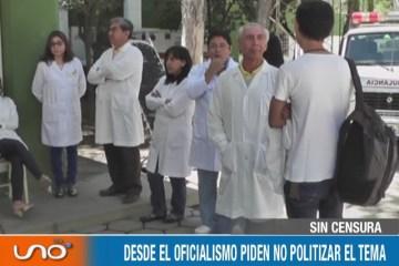 SIN CENSURA: MÉDICOS VAN AL PARO Y LA SALUD ESTÁ EN CRISIS