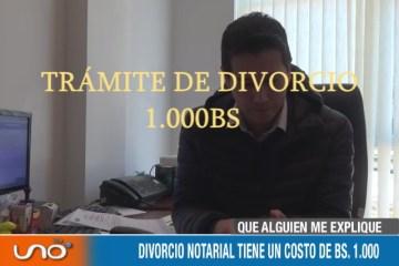 QUÉ ALGUIEN ME EXPLIQUE: DIVORCIO NOTARIAL