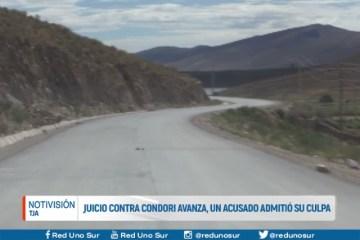 JUICIO CONTRA CONDORI AVANZA, UN ACUSADO ADMITIÓ SU CULPA