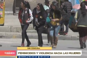 SIN CENSURA: VIOLENCIA CONTRA LAS MUJERES