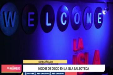 ESPECTÁCULO: NOCHE DE SALSA