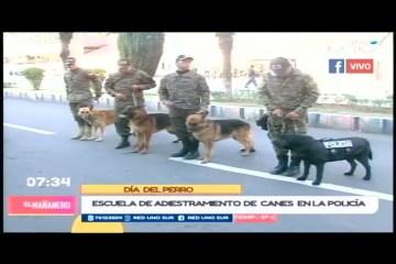 ESCUELA DE ADIESTRAMIENTO DE CANES DE LA POLICÍA