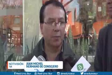 """JUAN MICHEL: """"AUDIO FUE MONTADO, NO CONOZCO A LA FAMILIA"""""""