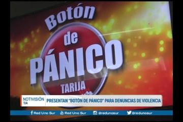 "PRESENTAN ""BOTÓN DE PÁNICO"" PARA DENUNCIAS DE VIOLENCIA"