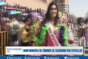 MANTENIMIENTO DE CÁMARAS DE SEGURIDAD POR CH'UTILLOS