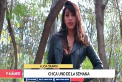 CHICA UNO TARIJA: ALICIA CHURATA