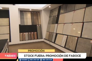 PRECIOS DE LOCURA EN FABOCE CON STOCK FUERA
