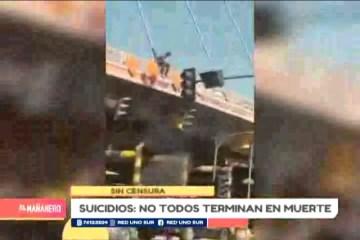 SIN CENSURA: CASOS DE SUICIDIOS