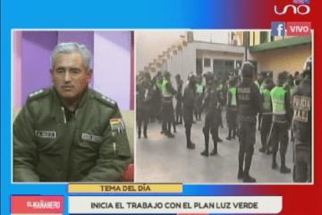 """TEMA DEL DÍA: PLAN """"LUZ VERDE"""" DE LA POLICÍA"""