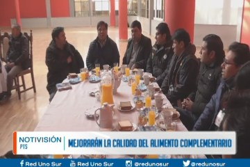 MEJORARÁN LA CALIDAD DEL ALIMENTO COMPLEMENTARIO