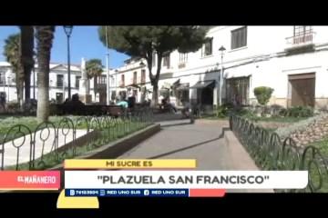 MI SUCRE ES: PLAZUELA SAN FRANCISCO