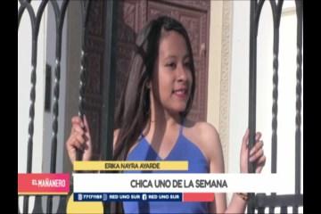 CHICA UNO TARIJA: ERIKA NAYRA AYARDE