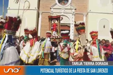 TARIJA TIERRA DORADA: POTENCIAL TURÍSTICO DE LA FIESTA DE SAN ROQUE