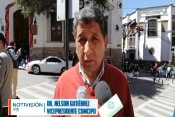 COMCIPO CALIFICA DE INCOHERENTE LA UNIÓN DE CAMACHO Y EL MNR