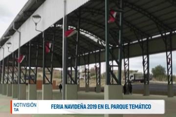 FERIA NAVIDEÑA 2019 SERÁ EN EL PARQUE TEMÁTICO