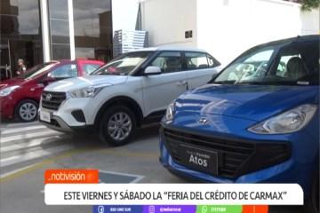 """ESTE VIERNES Y SÁBADO LA """"FERIA DEL CRÉDITO DE CARMAX"""""""