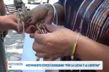 """MOVIMIENTO CÍVICO CIUDADANO """"POR LA LUCHA Y LA LIBERTAD"""""""