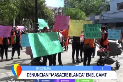 "SIN CENSURA: TRABAJADORES DENUNCIAN ""MASACRE BLANCA"", GOBERNACIÓN SEÑALA FALTA DE RECURSOS"