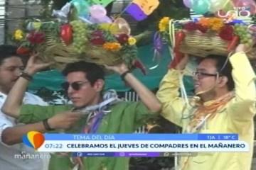 CELEBRAMOS COMPADRES CON CHIVITO Y HANSITO