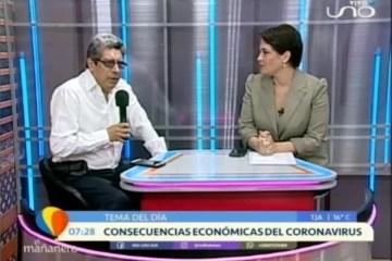 TEMA DEL DÍA: CONSECUENCIAS ECONÓMICAS DEL CORONAVIRUS
