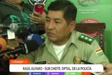 """POLICÍA PEDIRÁ INFORME SOBRE """"CIUDAD SEGURA"""" EN BERMEJO"""