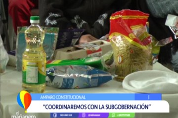 DISPOSICIÓN DE ENTREGA INMEDIATA DE LA CANASTA ALIMENTARIA