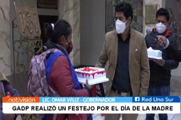 GADP REALIZÓ UN FESTEJO POR EL DÍA DE LA MADRE