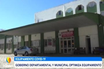 HABILITAN EL ALA NORTE DEL HOSPITAL SAN ANTONIO