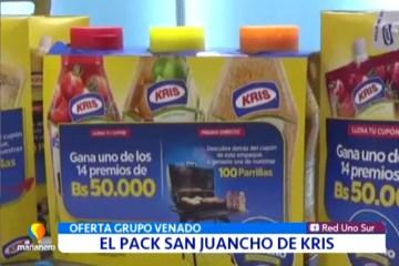 EL PACK SAN JUANCHO DE KRIS