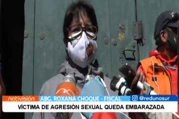 VÍCTIMA DE AGRESIÓN SEXUAL QUEDA EMBARAZADA