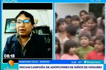 POSINOTICIA: INICIAN CAMPAÑA DE ADOPCIONES DE NIÑOS DE HOGARES