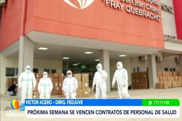 FEDJUVE PREOCUPADA POR FALTA DE ÍTEMS ANTE LA CRISIS SANITARIA
