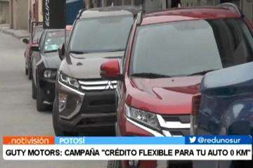 GUTY MOTORS: CAMPAÑA «CRÉDITO FLEXIBLE PARA TU AUTO 0 KM»