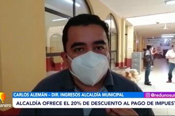 POSINOTICIA: ALCALDÍA OFRECE EL 20% DE DESCUENTO AL PAGO DE IMPUESTOS