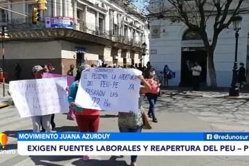 EXIGEN FUENTES LABORALES Y REAPERTURA DEL PEU-P