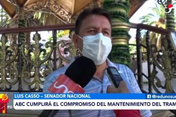 ABC CUMPLIRÁ EL COMPROMISO DEL MANTENIMIENTO DEL TRAMO