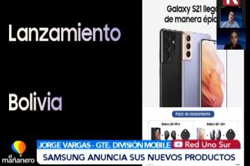 LOS NUEVOS PRODUCTOS DE LA SERIE S DE SAMSUNG LLEGAN A BOLIVIA