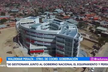 TARIJA CONTARÁ CON EL NUEVO HOSPITAL MATERNO INFANTIL