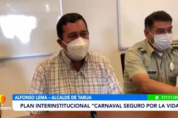 """PLAN INTERINSTITUCIONAL """"CARNAVAL SEGURO POR LA VIDA"""""""