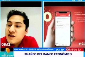 30 AÑOS DEL BANCO ECONÓMICO