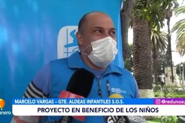 POSINOTICIA: PROYECTO EN BENEFICIO DE LOS NIÑOS