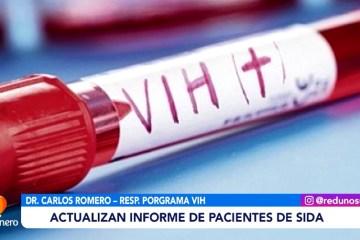 PACIENTES DE SIDA SE MANTIENEN ESTABLES DURANTE LA PANDEMIA