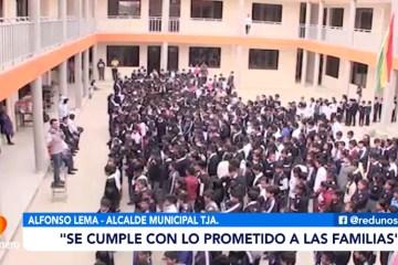 POSINOTICIA: ESTUDIANTES INSCRITOS PODRÁN RECOGER EL BONO DE BS. 235
