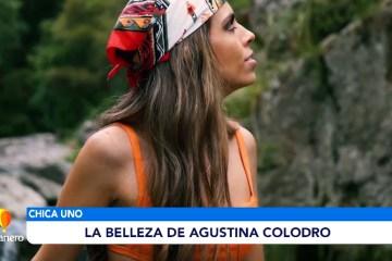 CHICA UNO DE LA SEMANA: AGUSTINA COLODRO