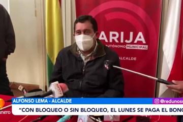 ALCALDE LEMA ASEGURA QUE EL LUNES COMIENZA EL PAGO DE LA CANASTA ESTUDIANTIL